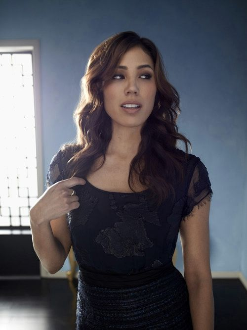 Michaela Conlin Actress Michaela Conlin is an American stage and television actress, best known for her work as Angela Montenegro on the Fox TV series Bones. Description from pinterest.com. I searched for this on bing.com/images