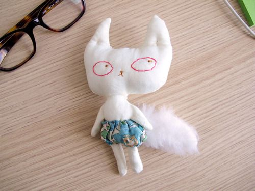 Cat doll {Lucille}