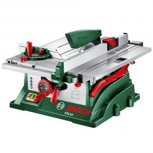 Bosch PTS 10, Tafelcirkelzaag Model 2012