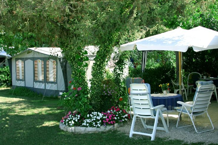 Camping in the green oase #Porec #Istria #Croatia
