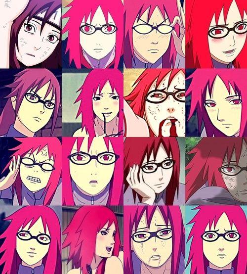 Karin Uzumaki. #Naruto #Karin
