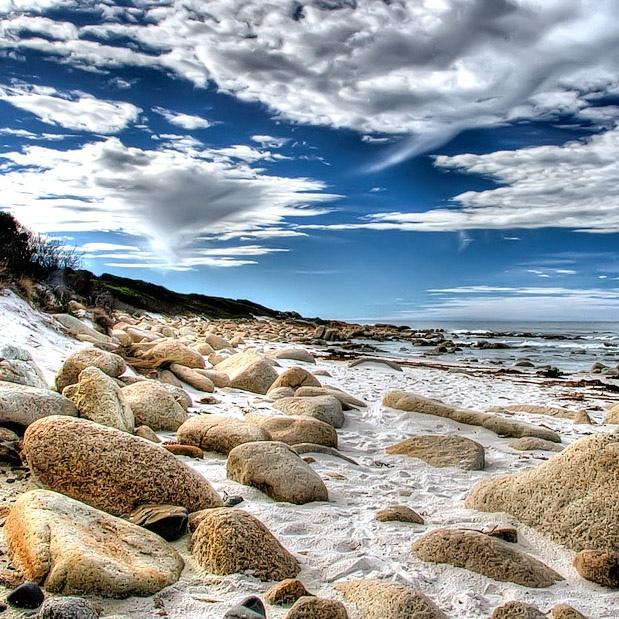 Friendly Beaches Reserve, Tasmania by Milad Kruze, via Flickr