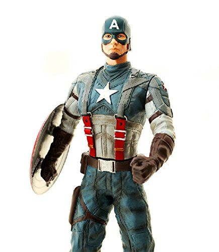 Gmasking Captain America Winter Soldier Action Figure 19 Inch Replica  http://www.yearofstyle.com/gmasking-captain-america-winter-soldier-action-figure-19-inch-replica-2/