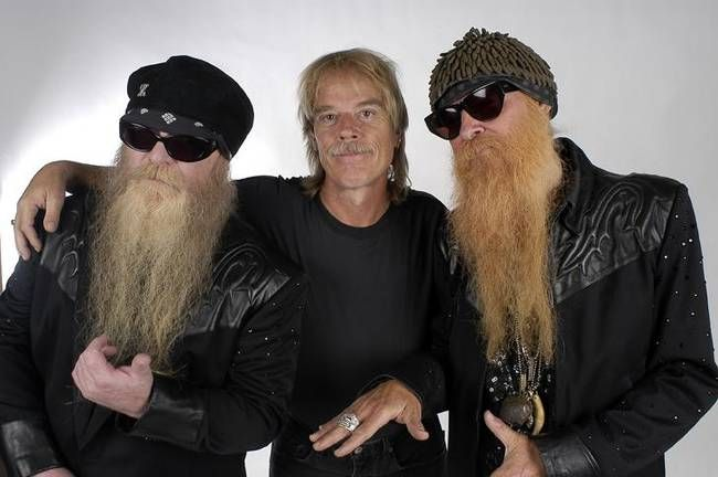 "7.) The only member of the band ""ZZ Top"" without a beard is named Frank Beard."