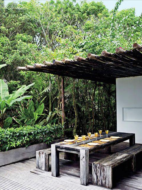 Σπίτι και κήπος διακόσμηση: 24 Κήποι και βεράντες που κάνουν το σπίτι μια καλοκαιρινή όαση