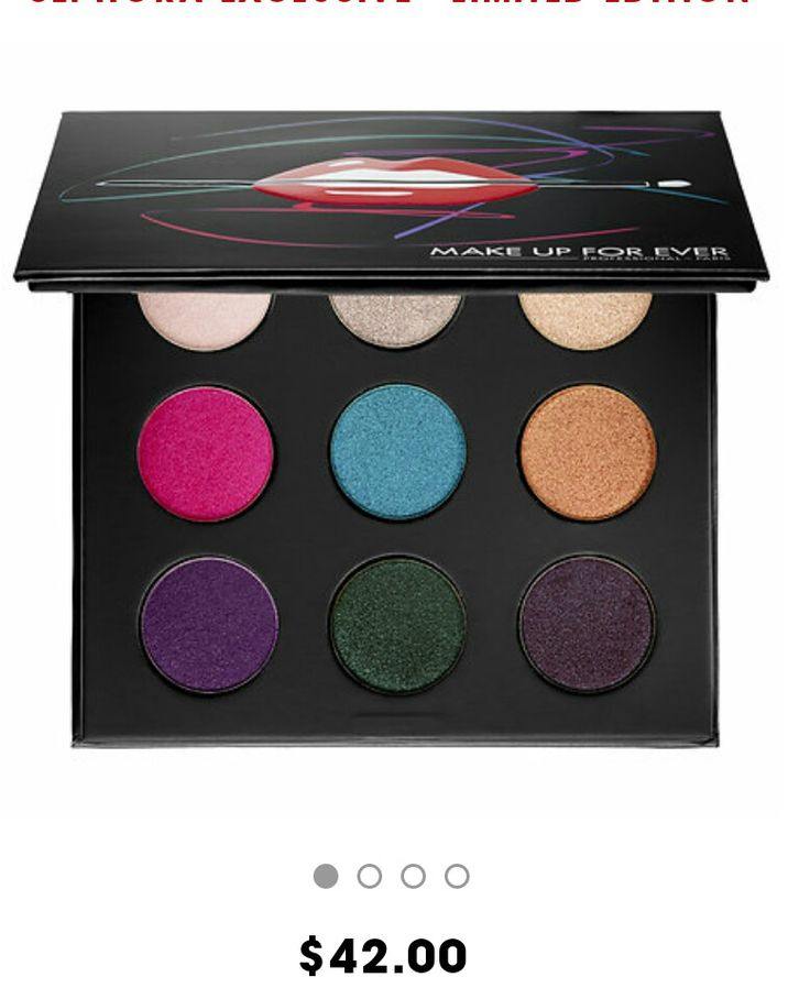 Makeup Forever Artist Palette Volume 2-Artistic Limited Edition, Sephora. com