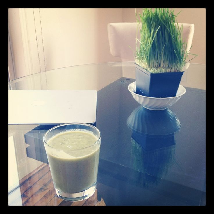 Green #Smoothie