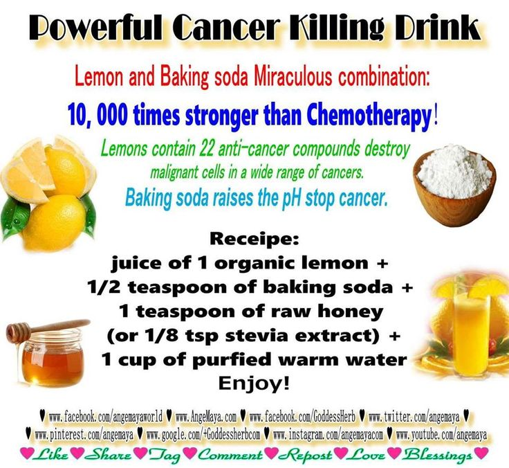 1 organic lemon + half tsp of baking soda + 1 tsp honey + warm water. If too acidic for you, add a bit of stevia. Here's to your health! :)