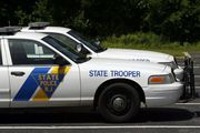 THANKS TAXPAYERS FOR THE MONEY BUT THAT IS NOT ENOUGH MONEY  !!!A retired Army Reserve colonel claimed he and his daughter were held at gunpoint along the Garden State Parkway after a trooper mistook his Volkswagon Beetle for a Jetta.