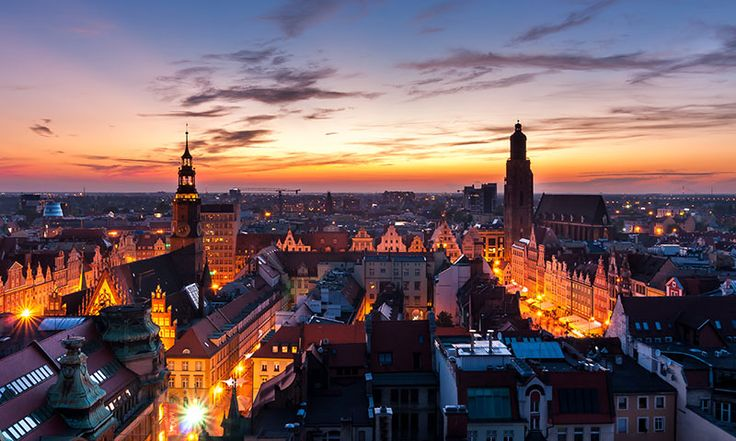 Wroclaw, así es la Capital de la Cultura Europea