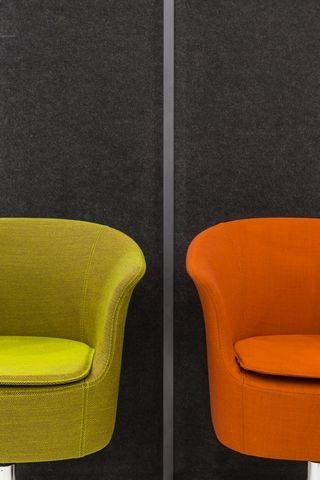 Design Days. Met Jiffy chair by NOTI  Www.dotorangedesign. Om