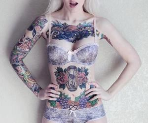 Female Tattoo Models | via Facebook