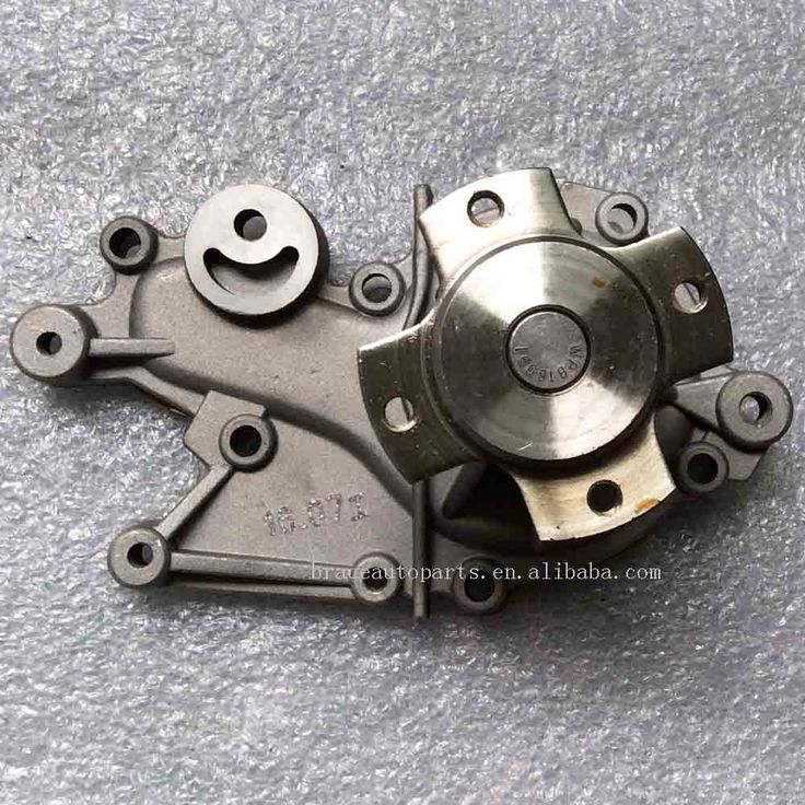 Diesel Car Water Pump For DFM Sokon