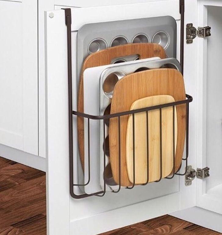 10 perfectos trucos de cómo organizar una cocina pequeña. Te inspirarán a dejarla perfecta