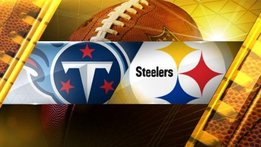 2013 Steelers game schedule | WTAE Home - Steelers.    Week 1: The Steelers open the regular season at home for the first time since 2010 against the Tennessee Titans at 1 p.m. on Sunday, Sept. 8.    Read more: http://www.wtae.com/sports/steelers/-/11793880/19240152/-/xe0rdw/-/index.html#ixzz2QvchPixY