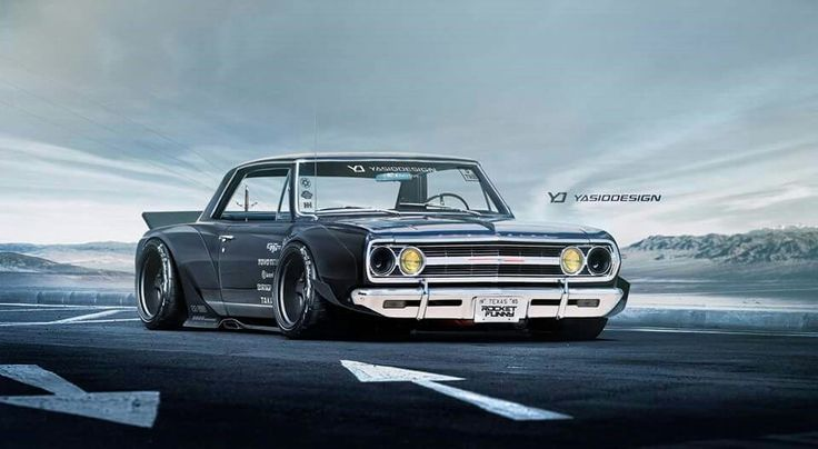 One bad Chevelle