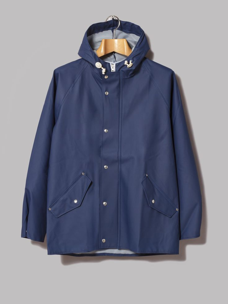 Norse Projects Anker Classic Jacket (Navy)