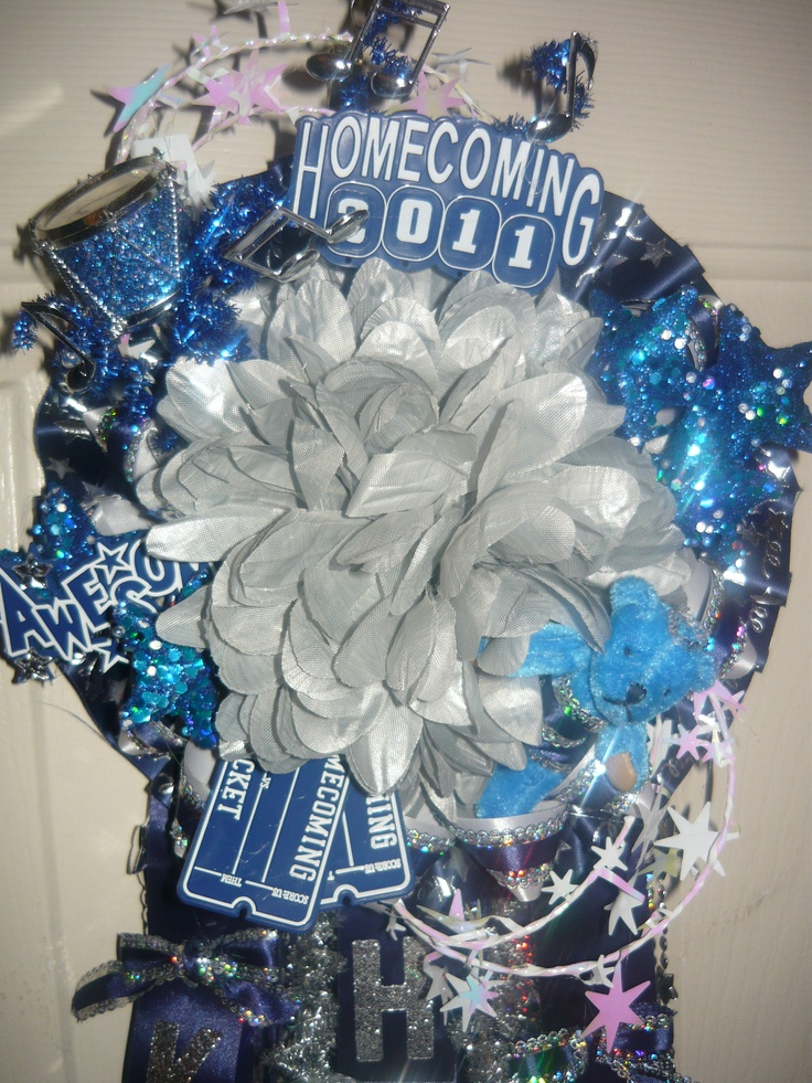 86 Best Images About Homecoming Mums On Pinterest