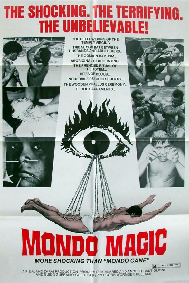 Mondo Magic (1975)