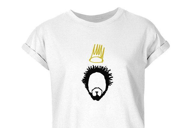 Sales  J Cole T-Shirt J Cole J Cole Crown Unisex T-Shirt
