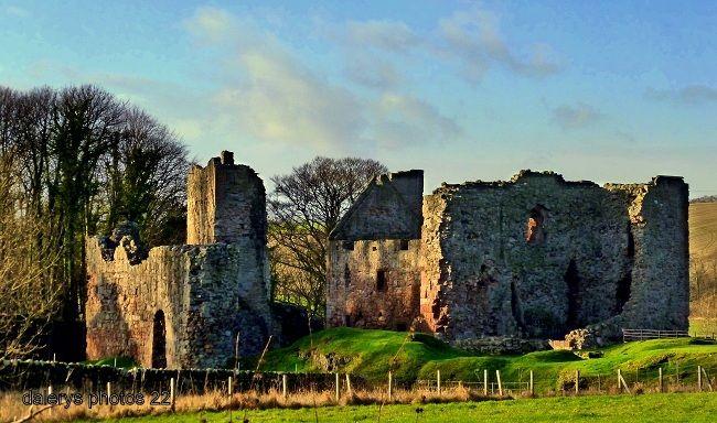 hailes castle - East Linton, East Lothian