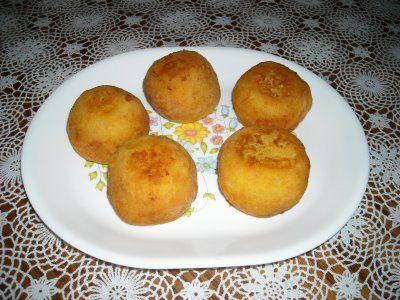 My Cuban Traumas Papas Rellenas Fried Stuffed Potato Balls