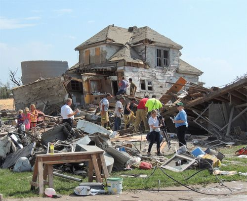 World Renew DRS Active in Late-Spring Storm Response | World Renew
