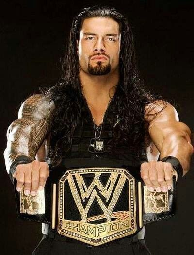 Roman Reigns, WWE's handpicked heir-apparent to John Cena as the face of the company, is not at all clicking with the audience the way he needs to. Description from enuffa.com. I searched for this on bing.com/images