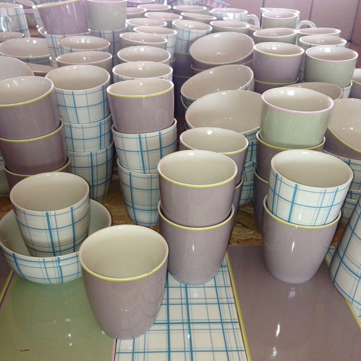 Porcelain in stock. www.aspegren.dk