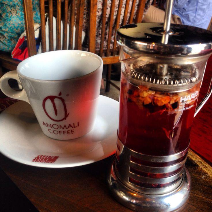 Paradise Tea @anomalicoffee