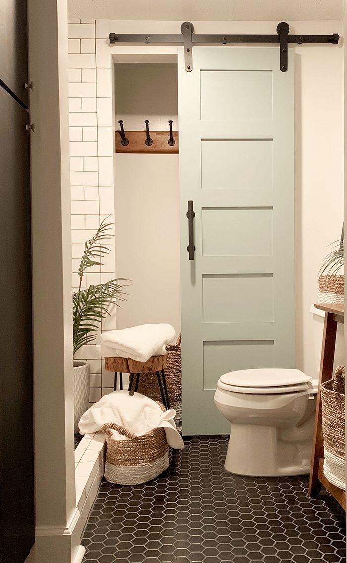 Modern Traditional Bathroom Makeover In 2020 Traditional Bathroom Bathroom Interior Design Traditional Bathroom Designs