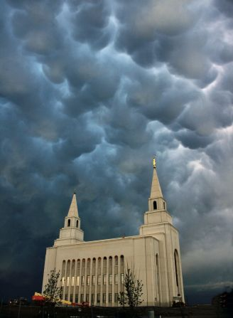 Kansas City Missouri Temple. #Mormon #MormonTemple #LDS