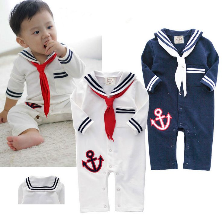 We are elated to present our newest range of exciting.   Like and Tag if you like this Ahoy Baby Sailor Costume.  Tag a friend who would love our huge range of kids clothes! FREE Shipping Worldwide.  Why wait? Get it here ---> https://www.babywear.sg/baby-sailor-costume-anchor-romper-navy-costumes-for-infants-toddler-white-cotton-long-sleeve-jumpsuit-halloween-costume-baby/   Dress up your baby in lovely clothes today!    #kidsclothes