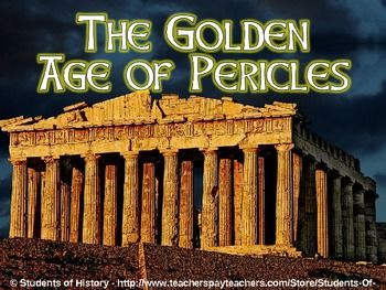 athens golden age of pericles powerpoint   ancient greece, social, Powerpoint templates