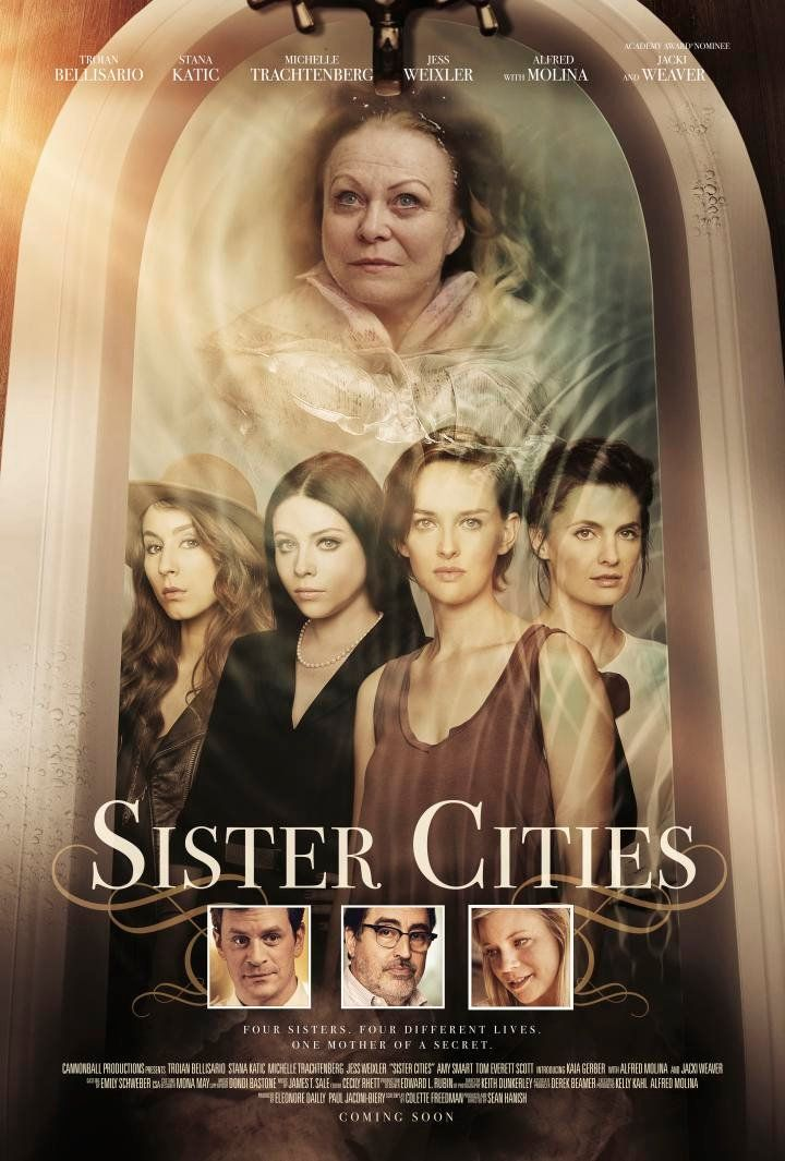 "Talking to Cast and Creators at the Premiere of ""Sister Cities"" – Preview Movie coming to Lifetime #SisterCities  Read more at: http://www.redcarpetreporttv.com/2016/09/06/talking-to-cast-and-creators-at-the-premiere-of-sister-cities-preview-movie-coming-to-lifetime-sistercities/"