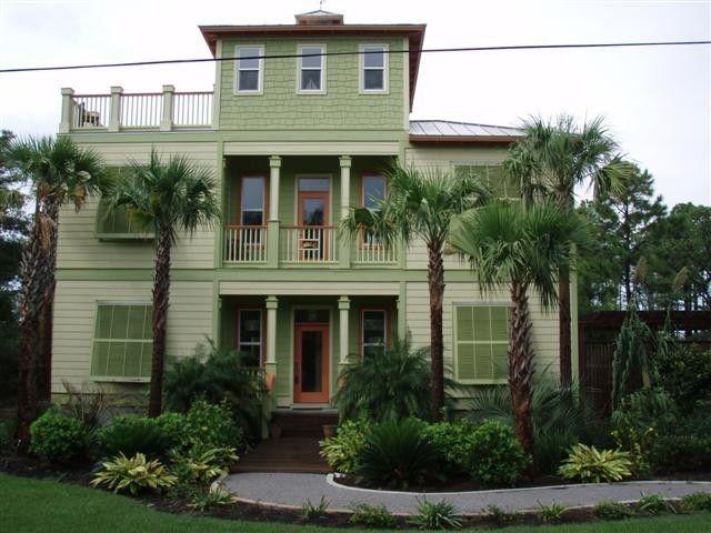 Santa Rosa Beach Beautiful Homes And Vacation Rentals On Pinterest