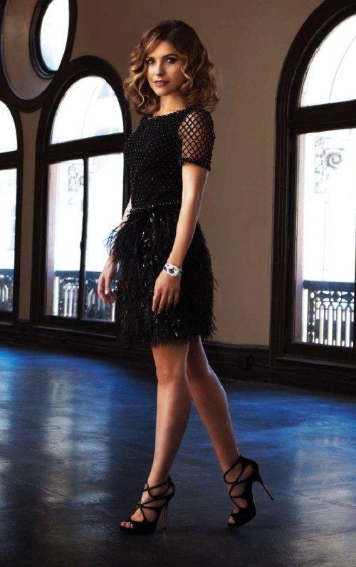 Sophia Bush 2012 I have always been a fan of hers, she is beautiful!