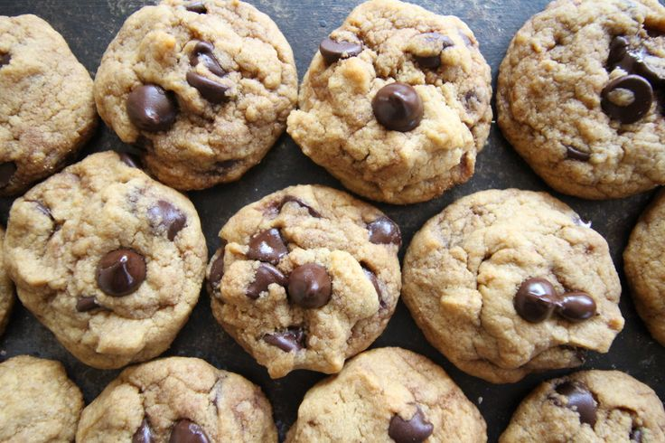Chocolate Chip Cookies using Otto's Cassave Flour