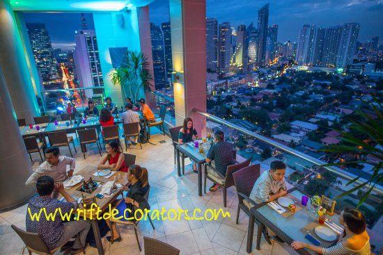 33 Best Of City Garden Rooftop Resto Encima Roofdeck Restaurant Makati Menu Prices | City Garden, Garden City Ny, Rooftop Restaurants Nyc
