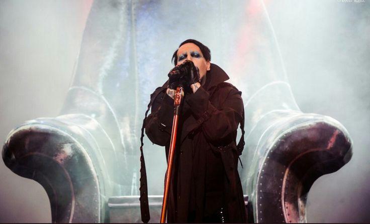 Marilyn Manson 2017