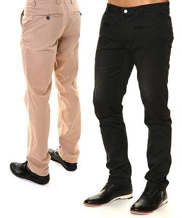 Стильные клубные класические мужские штаны брюки