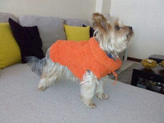 Jersey de lana en ganchillo by CraftyRoad on Etsy