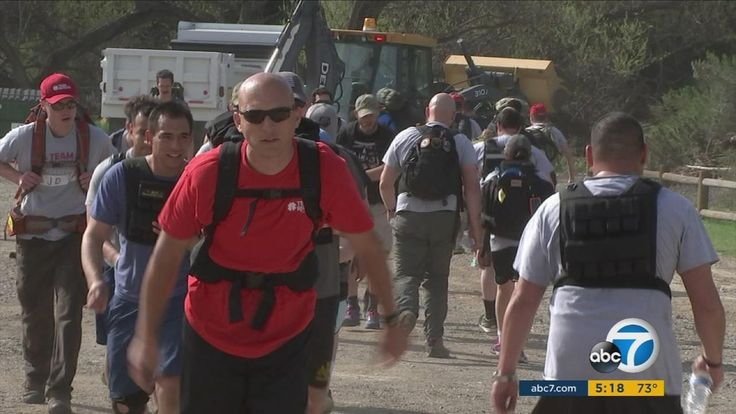 As wildfire season approaches military veterans undergo training to fight blazes