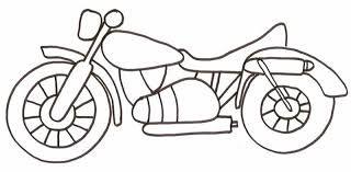 dibujo de moto sencillos - Buscar con Google