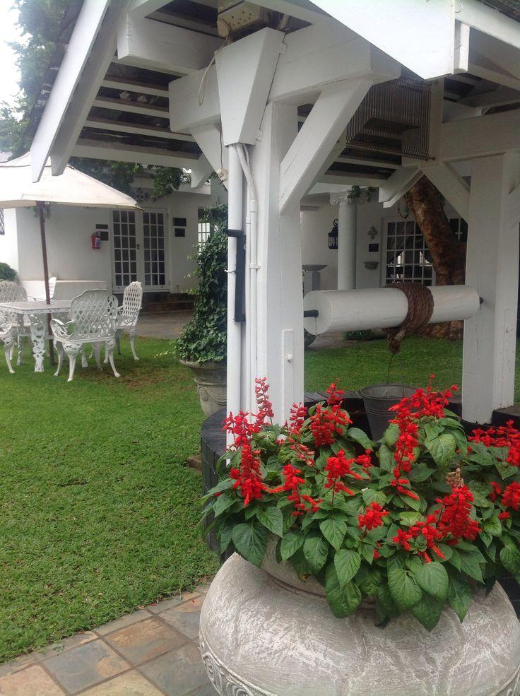 Villa Maria Guest Lodge Banquet Area