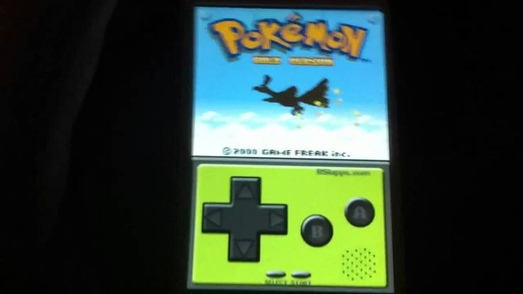 All gameboy pokemon roms and