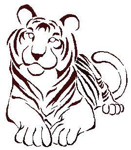 Best 25 White Tiger Tattoo Ideas On Pinterest