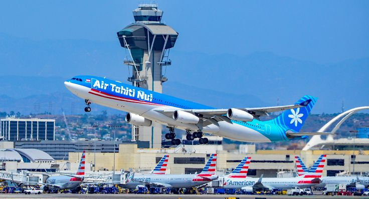 "https://flic.kr/p/CW4Hcu | F-OLOV Air Tahiti Nui Airbus A340-313X / 52 (cn 668) ""Nuku Hiva"" | Los Angeles International Airport (IATA: LAX, ICAO: KLAX, FAA LID: LAX) Photo: TDelCoro September 3, 2017"