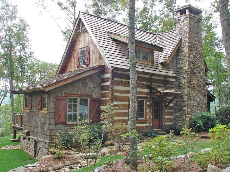 86 best Log Cabin Homes images on Pinterest Log houses Wooden