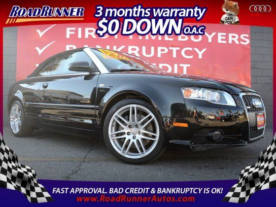 Convertible, 2009 Audi A4 2.0T Cabriolet with 2 Door in Canoga Park, CA (91303)